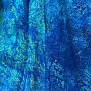 Pants - Coral Patterned Romper